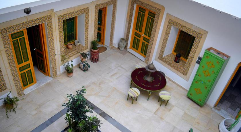 Best time to travel Sousse DAR ZAKIA