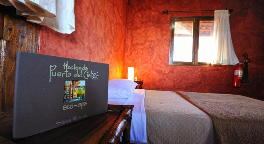 Deluxe Queen Room Hacienda Puerta del Cielo Eco Lodge & Spa