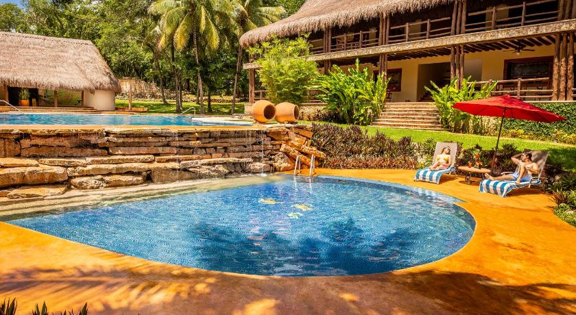 Best time to travel Mexico The Lodge At Uxmal