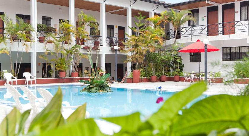 Best time to travel Colombia Hotel Lusitania