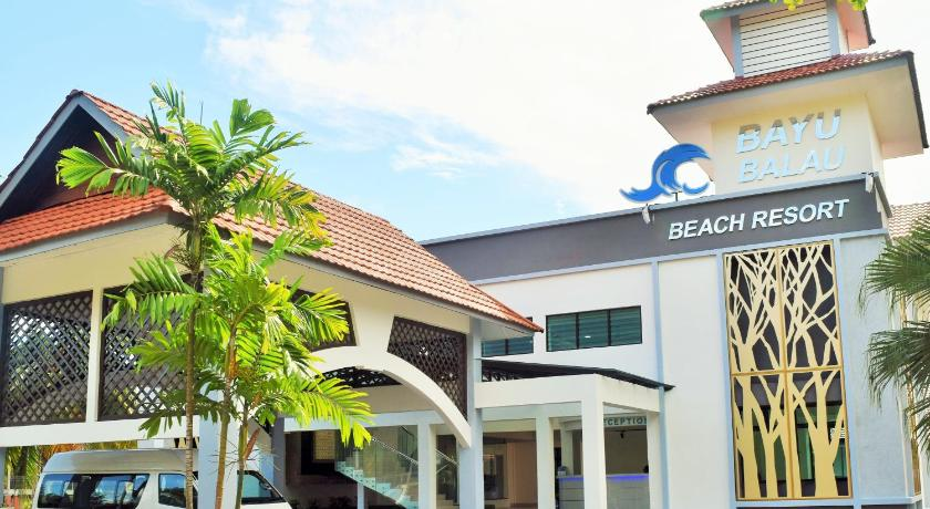 Image result for Bayu Balau Beach Resort