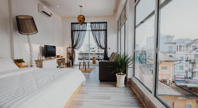 Binh Minh Eco Lodge- khách sạn có vị trí thuận lợi ở Cần Thơ