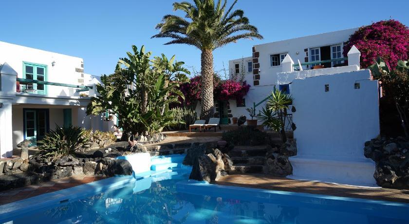 Best time to travel Lanzarote Casa Lisboa, auf der Finca Mimosa