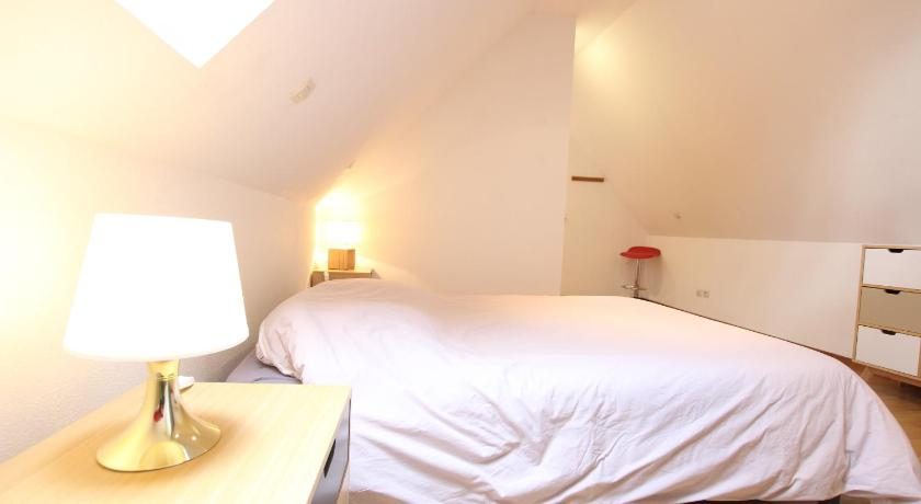 Daire - Ayrı Seviyeli Colmar City Center - Appartement TANNEURS LUTECE - BookingAlsace