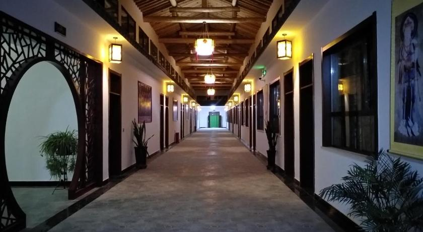 Dunhuang Crescent Lake Boutique Hotel