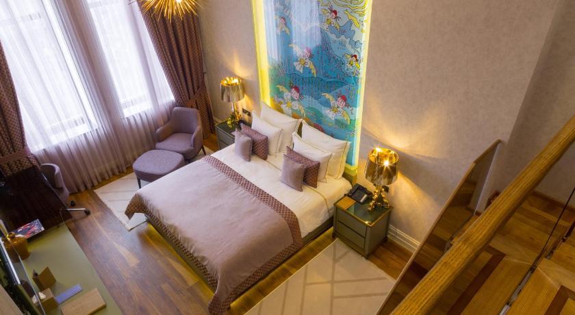 Art Gallery Boutique Hotel In Baku Room Deals Photos Reviews