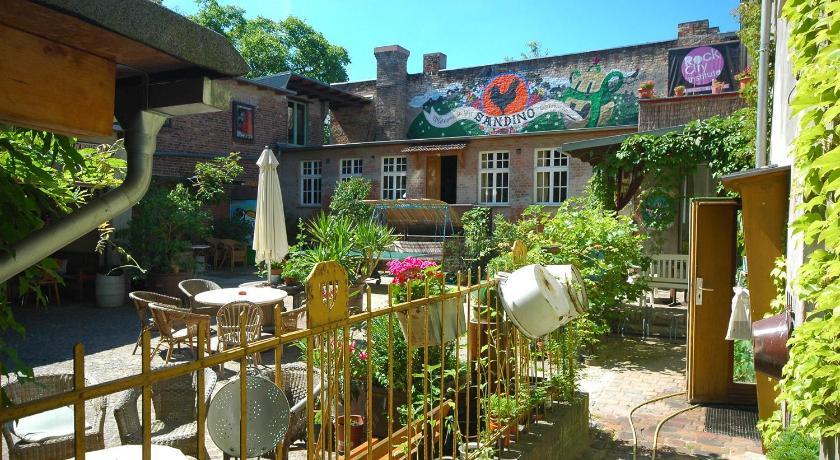 Sandino Hostel Berlin