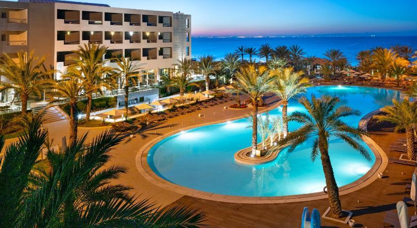 Best time to travel Tunisia Vincci Rosa Beach Monastir