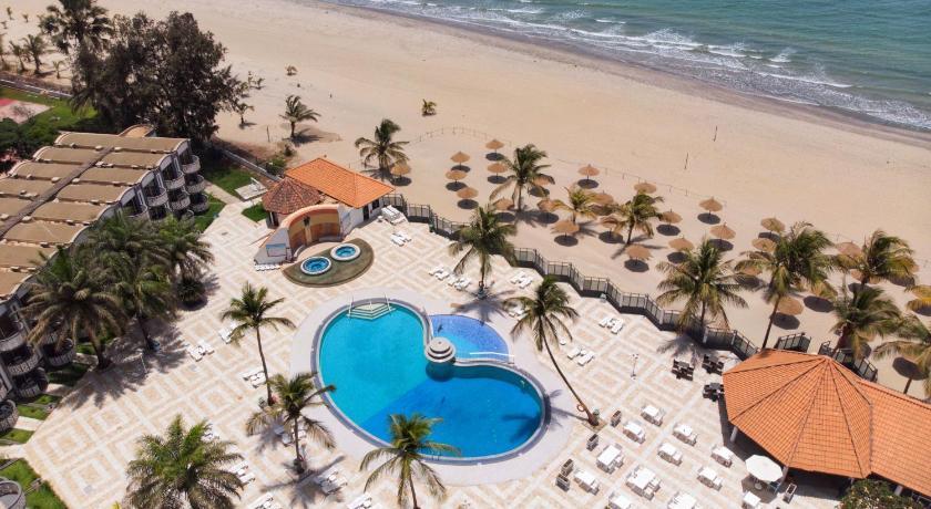 Best time to travel Banjul Laico Atlantic Hotel