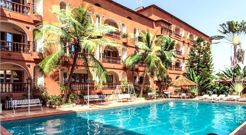 Best time to travel Burkina Faso Hôtel L'Auberge