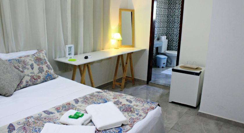 Superior Double Room Pousada Arraial Caribe