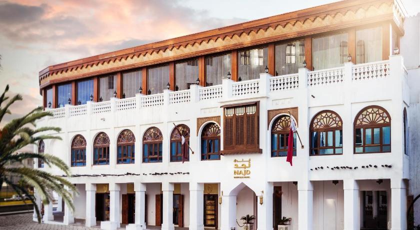 Souq Waqif Boutique Hotels - Tivoli (formerly Al Jasra
