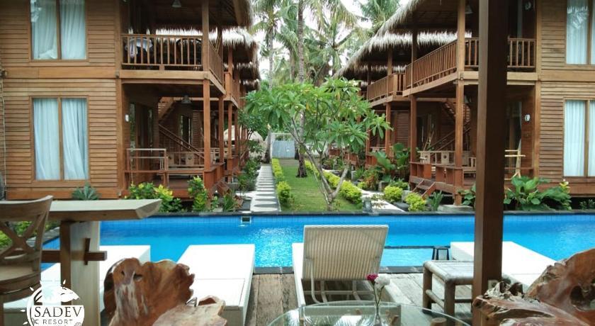 Sadev Resort Jalan Nautilus, Lombok, Nusa Tenggara Barat Gili Trawangan