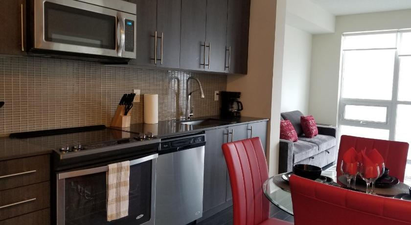 Furnished Apartments Near Square One by Canvas