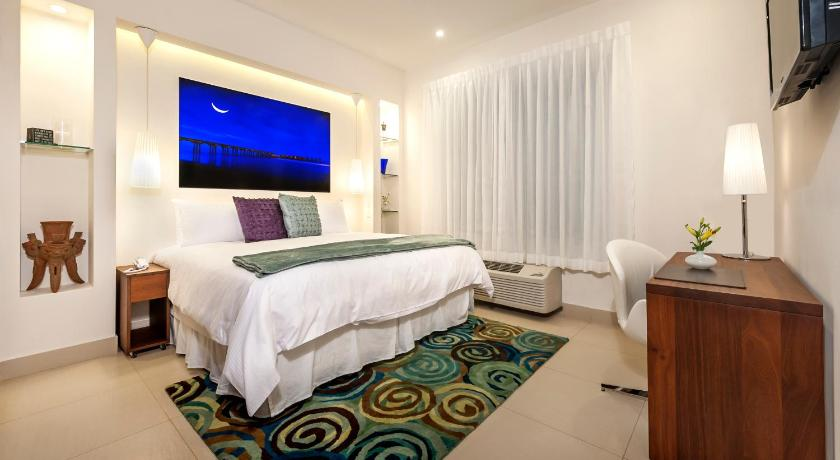 Double Room Elements Hotel Boutique