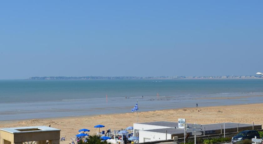 Appartement face mer avec Terrasse/Proche Thalasso/Parking