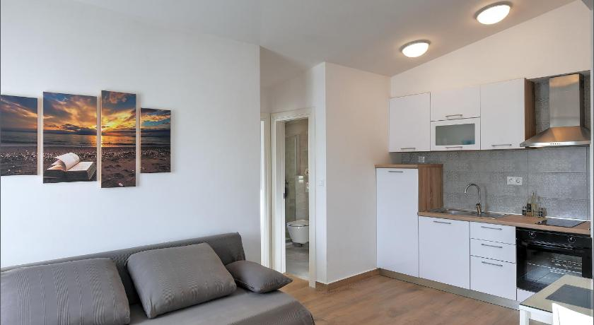 Standard One-Bedroom Apartment with Balcony - 2nd Floor Apartments Stella Adriatica