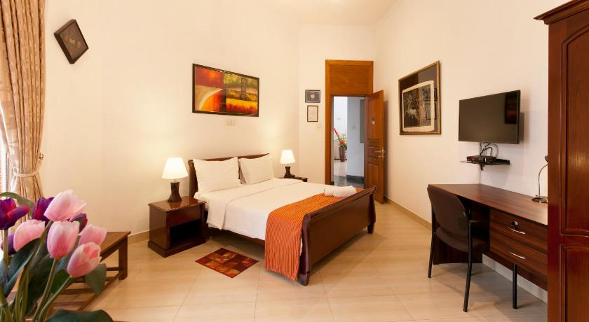 Standard Double Room Villa 53
