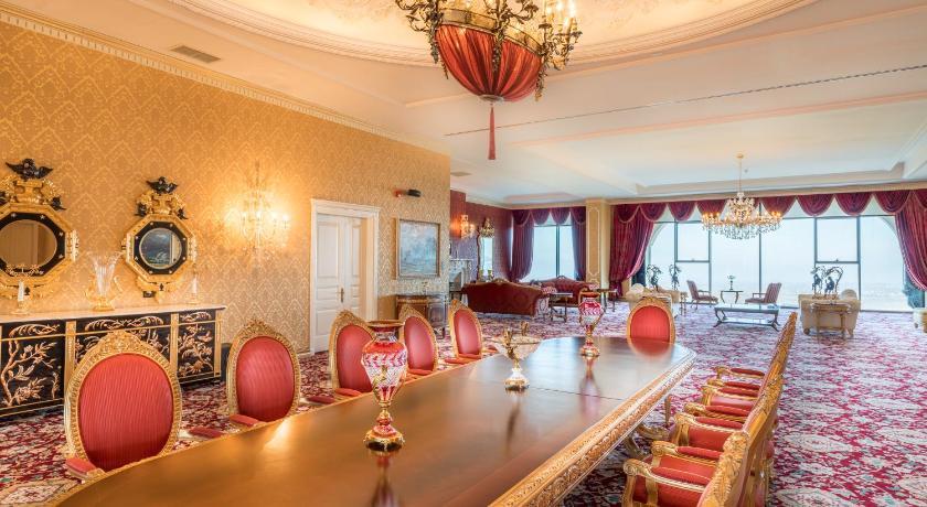 Quba Palace Hotel Formerly Rixos Quba Azerbaijan The Village Of Esgi Iqriq Quba