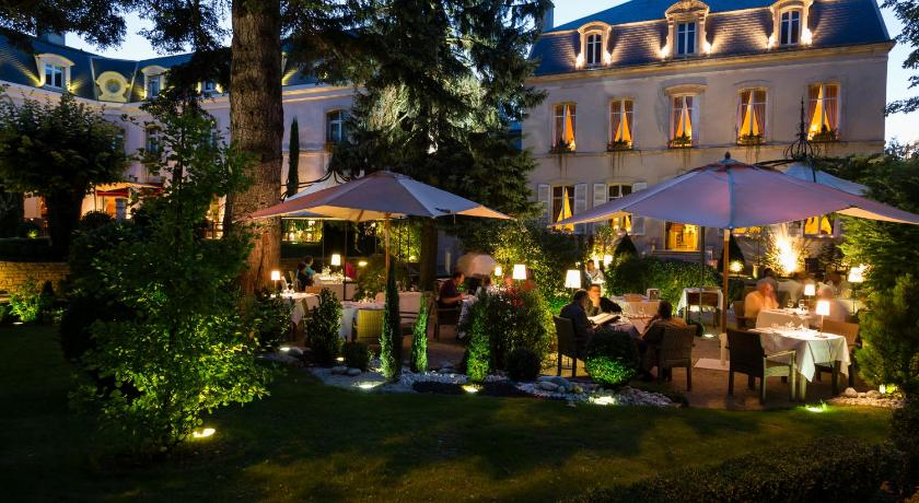 Hostellerie Cèdre & Spa Beaune
