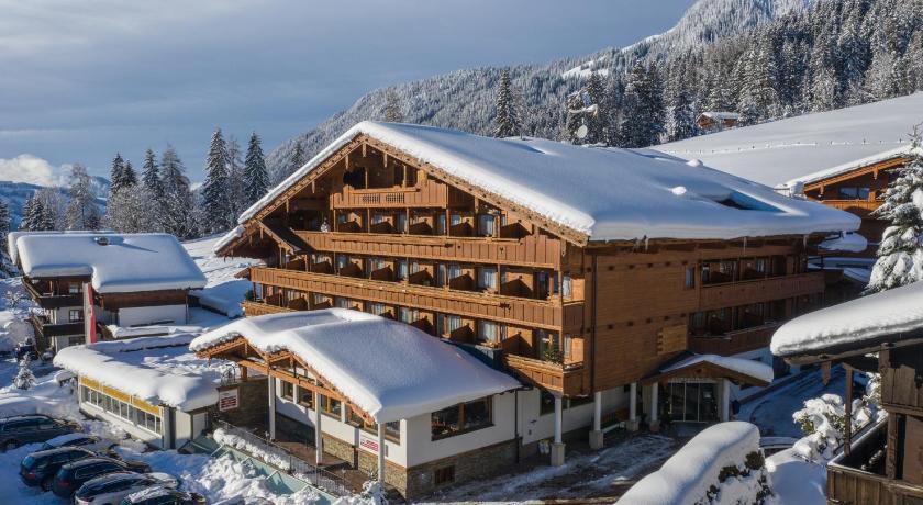 Alp. App. Haus Kristall - Alpbach Tirol Die Gemeinde