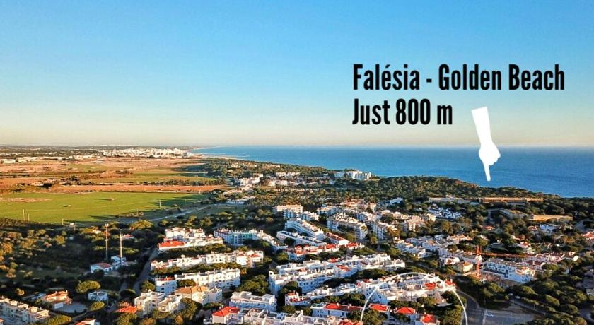 Falesia Beach Just 800 m (Apartment Surfal)