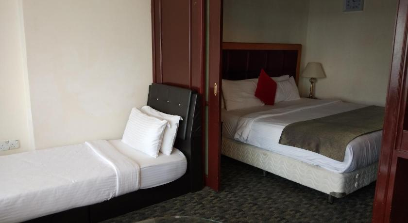 Bintang Service Suite at Times Square