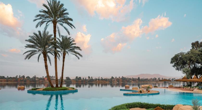 Best time to travel Karnak Jolie Ville Kings Island Luxor