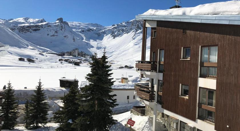 IMMOGROOM-Nice&Cosy-5 min from Ski station - Facing the lake- Tignes