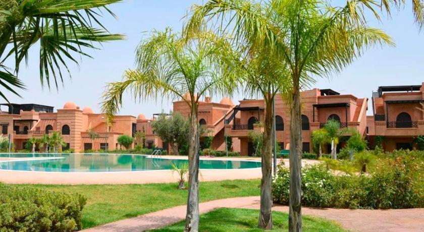 Best time to travel Morocco Appartement de luxe à Atlas Golf Resort 3019 - [#117130]