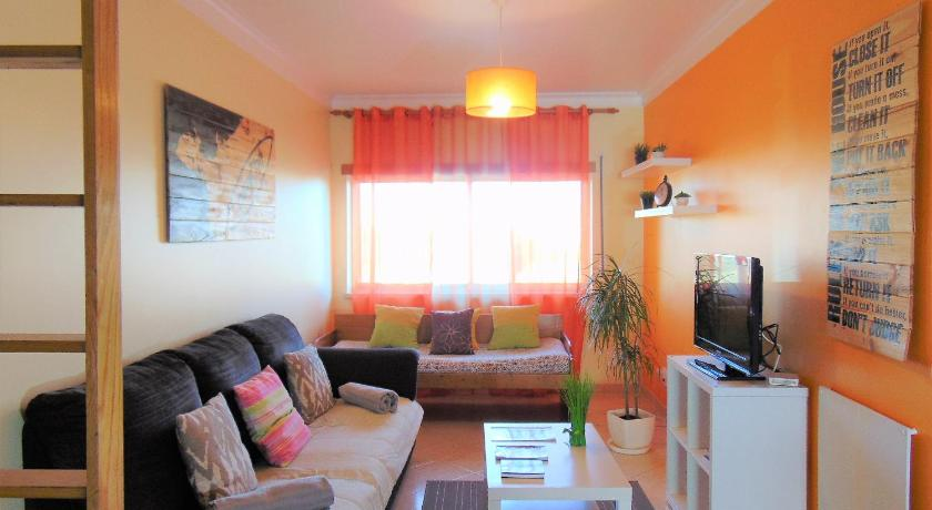 Huoneisto Peniche Beach Apartment Bay
