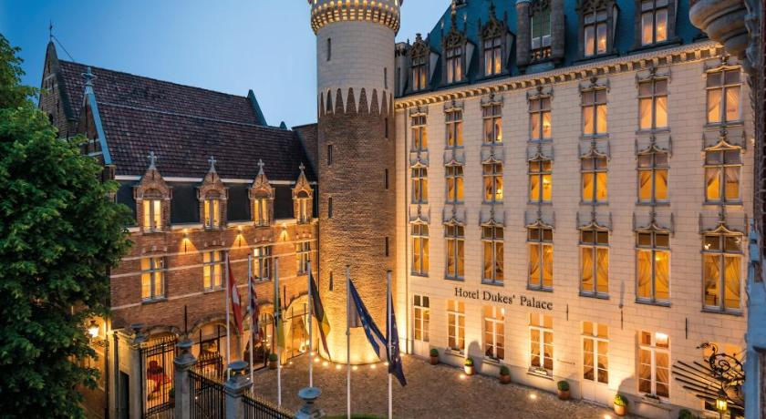 Luxury Hotels In Bruges Charming Hotels And Spa