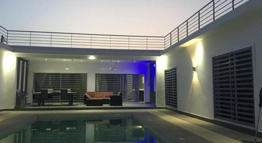 Somone Villa De Luxe Abc Ceny Zdjęcia Opinie Adres Senegal