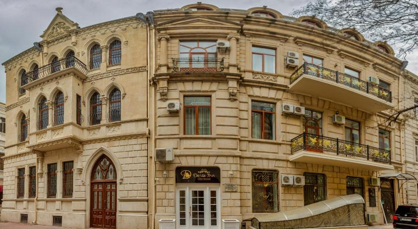 Deniz Inn City Hotel Baku Ceny I Otzyvy Na Agoda