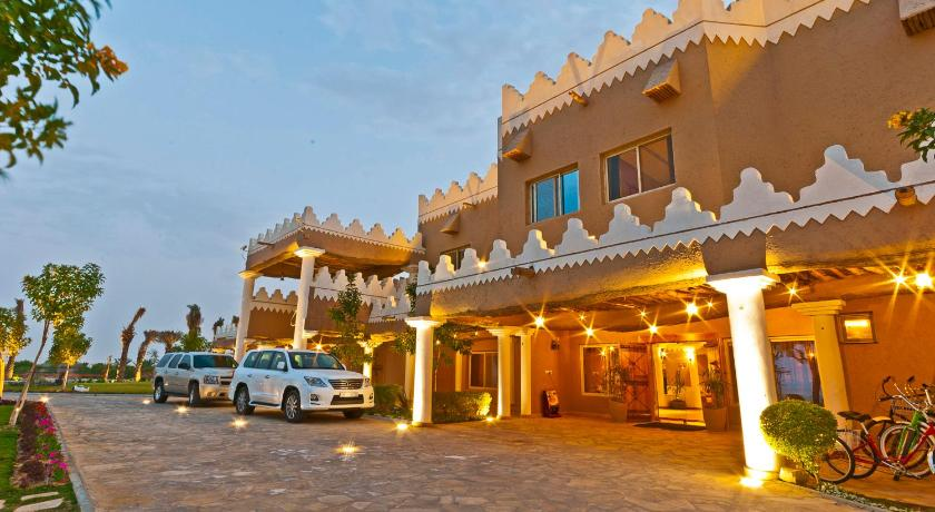 Best time to travel Saudi Arabia Al Malfa Resort