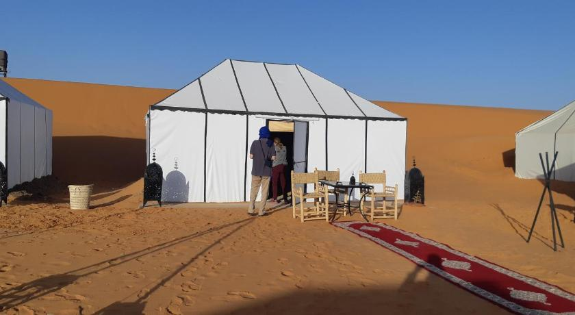 Tenda Matrimoniale Standard  Bivouac Radoin Sahara Expeditions