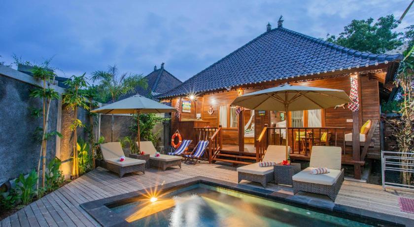 Sunset Garden Nusa Lembongan Bali