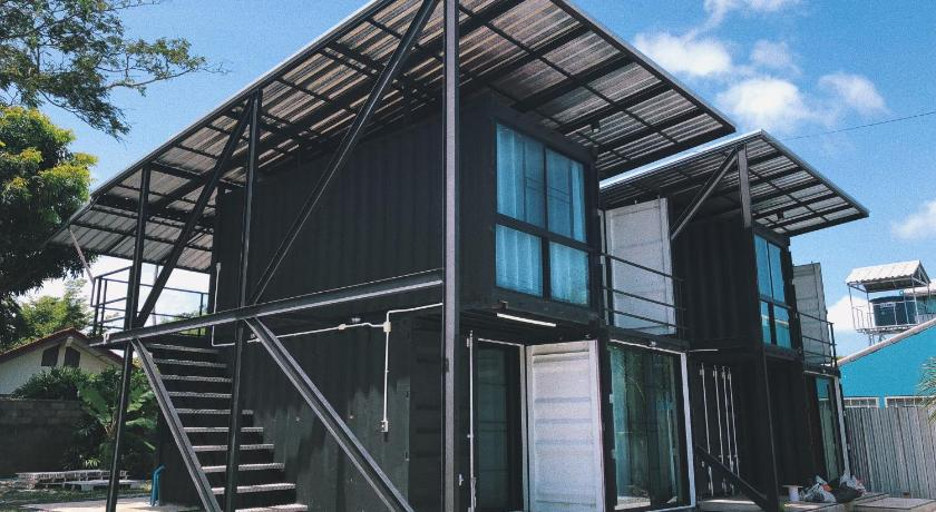 Unique Container Loft House