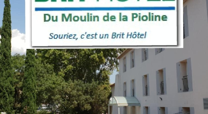 Brit Hotel Du Moulin De La Pioline La Table A Fromages Formerly