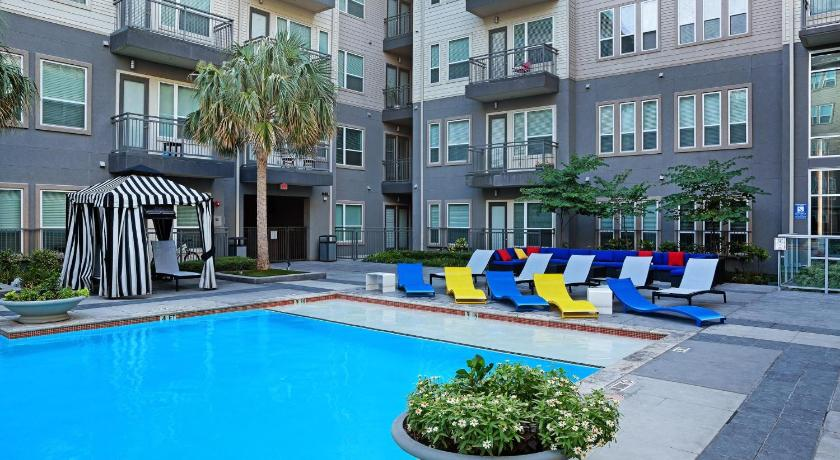 Apartamento Old East Dallas 2093