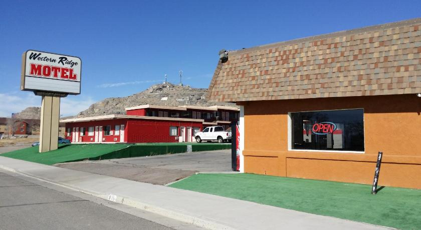 More about Western Ridge Motel