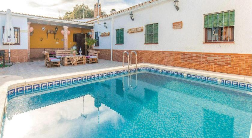 Best time to travel Spain Three-Bedroom Holiday Home in Penaflor
