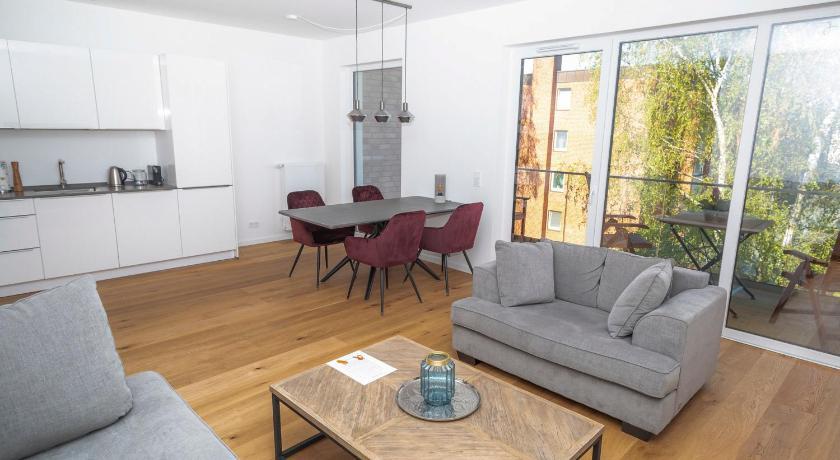Fabricius Apartment, Hamburg - agoda.com