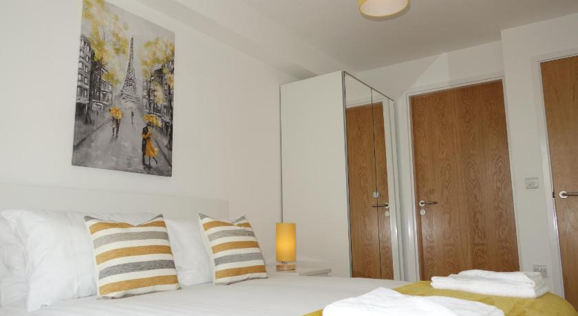 Aire Penthouse Apartment Leeds 2 Bed 2 Bath Vereinigtes