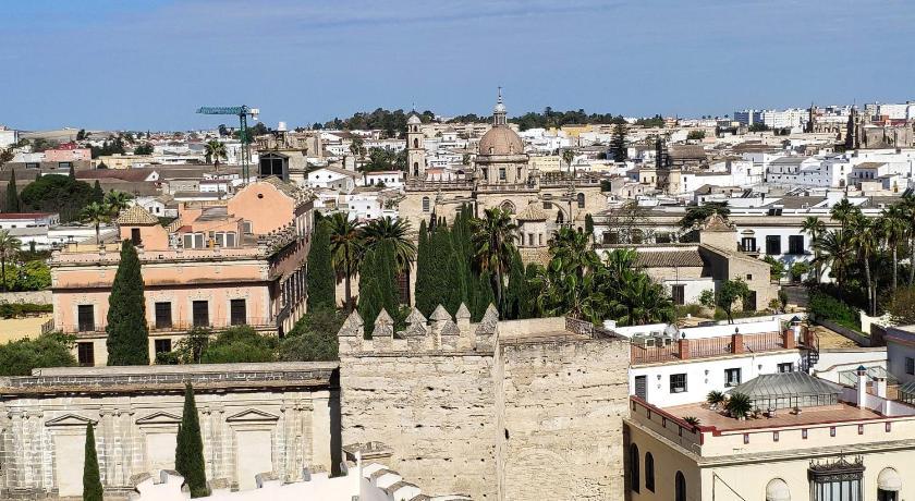 Terrazas Plaza Arenal Cinco Dormitorios Apartment Jerez De