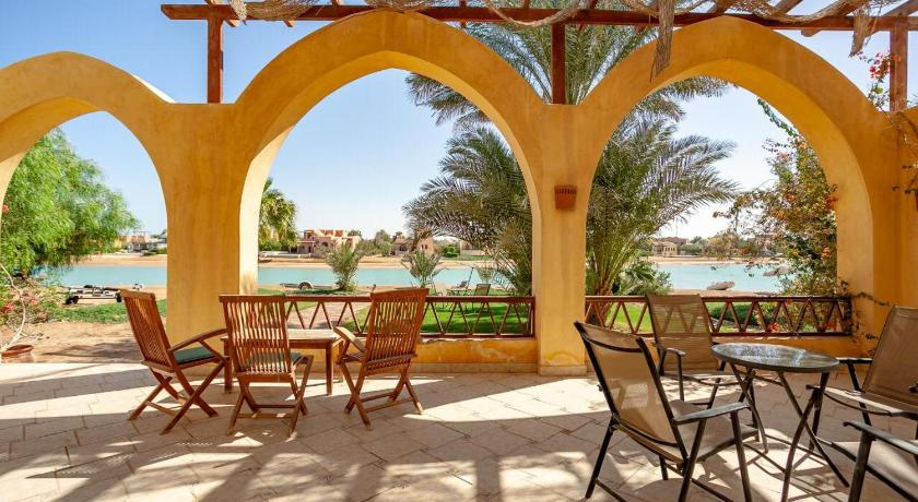 Best time to travel Egypt El Gouna W42 Villa