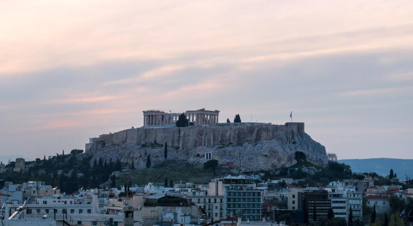 Book Acropolis View Rooftop Apartment Athens in Greece ...