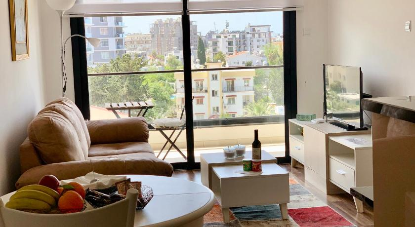 Best time to travel Cyprus BNT Luxury 2 bedroom apartment with balcony