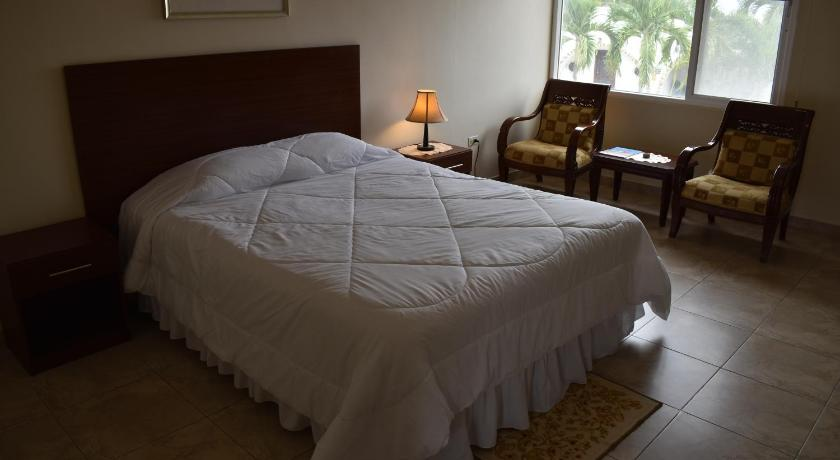 Double Room Hosteria Palmetto