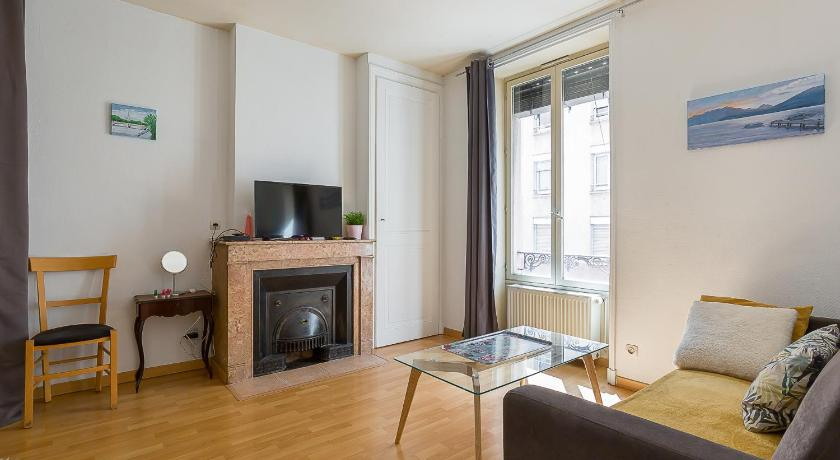 Beautiful apartment in the center of Lyon